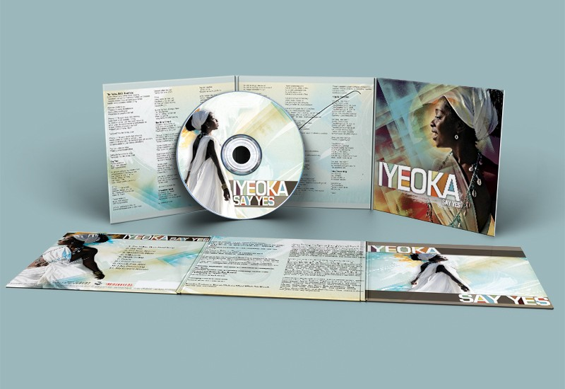 Iyeoka : Design by Dez Einswell